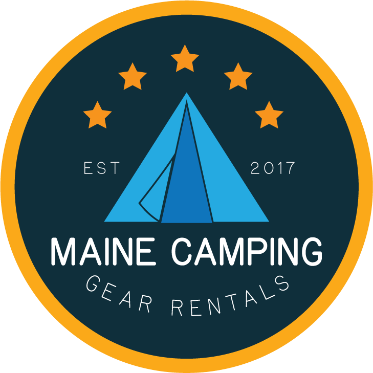 Maine Camping Gear Rentals